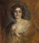 Franz von Lenbach - Lolita Gräfin von Zeppelin