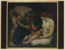 Franz von Stuck - Adam und Eva (Die Familie)