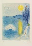 Marc Chagall - Sommerzeit (aus Daphnis + Chloe)