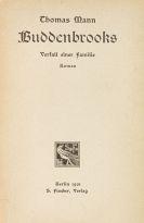 Mann, Thomas - Buddenbrooks. 2 Bände