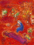 Marc Chagall - Daphnis & Chloe