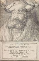 Dürer, Albrecht - Friedrich der Weise, Kurfürst von Sachsen