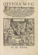 Marcus Tullius Cicero - Officia