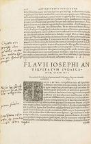 Flavius Josephus - Antiquitatum Judaicarum