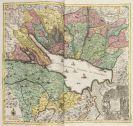 Matthäus Seutter - Atlas novus sive tabulae geographicae (Atlas von Deutschland)