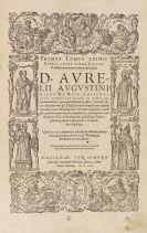Aurelius Augustinus - Opera. Ed. Erasmus Roterdamus. 11 Bände in 10