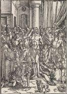 Dürer, Albrecht - Geißelung Christi