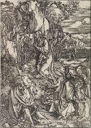 Dürer, Albrecht - Christus am Ölberg