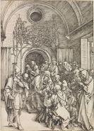 Dürer, Albrecht - Beschneidung + Saedler, Maria mit dem Kinde