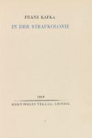 Franz Kafka - In der Strafkolonie