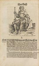 Biblia germanica - Biblia. Wittenberg, Hans Lufft