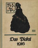 Plakat, Das - Das Plakat. 7 Bände in Bernhard-Einbänden