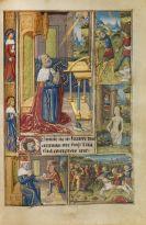- Französisches Stundenbuch, Rouen um 1490