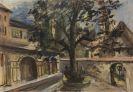 Lovis Corinth - Klostergarten