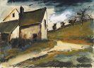 Maurice de Vlaminck - Le chemin de la ferme
