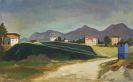 Karl Hofer - Weg nach Lugano