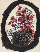 "Georges Braque - Frontispiz aus ""Braque Lithographe"""