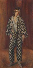 Eberz, Josef - Tänzerin (Beatrice Mariagraete)
