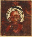 Ernst Ludwig Kirchner - Gelbhaariges Mädchen