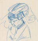 Ernst Ludwig Kirchner - Weiblicher Kopf