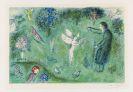 Marc Chagall - Le verger de Philétas