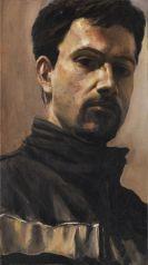 Adrian Ghenie - Ohne Titel (Selbstportrait)