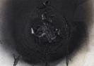 Otto Piene - Black Rose Marble