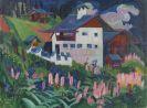 Ernst Ludwig Kirchner - Unser Haus
