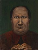 Carlo Mense - Bildnis Don Domenicho