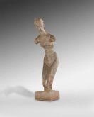 Lehmbruck, Wilhelm - Gebeugter weiblicher Torso