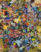 Daniel Richter - Fühlung, Flirrung, Flüchtung