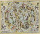 Andreas Cellarius - Haemisphaerium Stellatum Australe Antiquum
