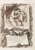Giovanni Battista Piranesi - Bartolozzi etc., Raccolta di alcuni disegni del Barberi ...