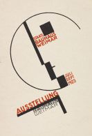 Helm, Dörte - Weimar Bauhaus Postkarten Nr 14: Dörte Helm