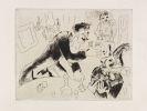 Marc Chagall - Gogol, Nicolas, Les ames mortes, 2 Bände