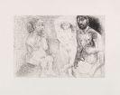 Pablo Picasso - El entierro del Conde de Orgaz