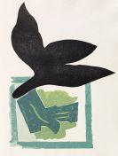 Georges Braque - Apollinaire, Guillaume, Si je mourais là-bas