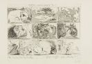 Pablo Picasso - Sueno y mentira de Franco, 1 von 850 Exemplaren