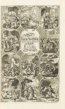 Biblia germanica - Biblia, das ist: Die gantze Heilige Schrifft (Kurfürstenbibel)