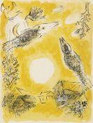 Marc Chagall - Vitraux pour Jerusalem, VA