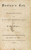 Georg Büchner - Dantons Tod