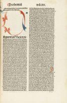 Petrus Lombardus - Sententiarum. Mit Komm. von Bonaventura. 2 in 1 Band