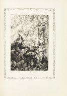 Johann Wolfgang von Goethe - Faust. Zweiter Teil. Mit Illustrationen von Max Slevogt