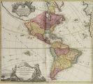 Homann, Johann Baptist - Atlas novus  ... Kleiner Atlas von 50. auserlesnen Land-Charten