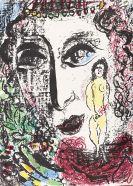 Marc Chagall - Lithograph I und II in 2 Bänden