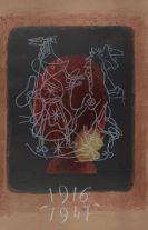 Georges Braque - Cahier de G. Braque