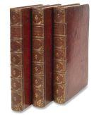 John Hill - An general natural history, 3 Bände