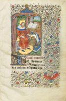 Manuskripte - Stundenbuch. Frankreich ca. 1450-70