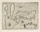 Abraham Ortelius - Iaponiae insulae descriptio (nach Teixeira)