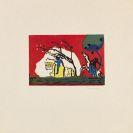 Wassily Kandinsky - Zwei Reiter vor Rot (aus: Klänge)